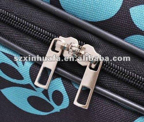 (XHF-TRAVEL-072)fashion Wheeled Carry On travel Luggage trolley bag