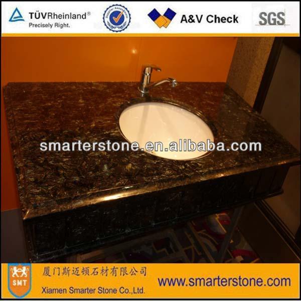 azul de phoenix granito para cocina y bao granito tapa de la vanidad encimera