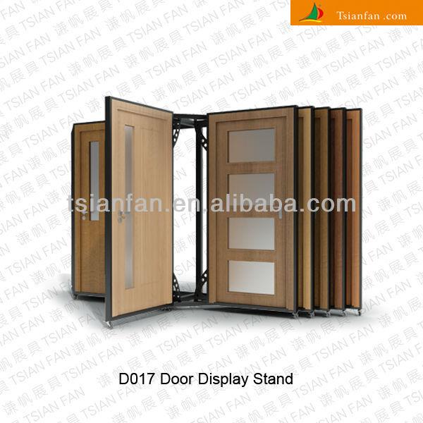 Charmant Metal Doors Display Rack Stand  D018