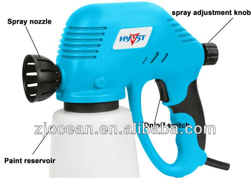 Ordinary Spray Painting With A Compressor Part - 8: 800ml 1.5A Air Compressor Spray Paint Guns