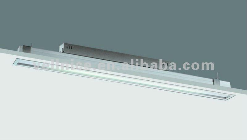 Plafoniera Con Reattore Elettronico : T tubo lampade fluorescenti con reattore elettronico ufficio
