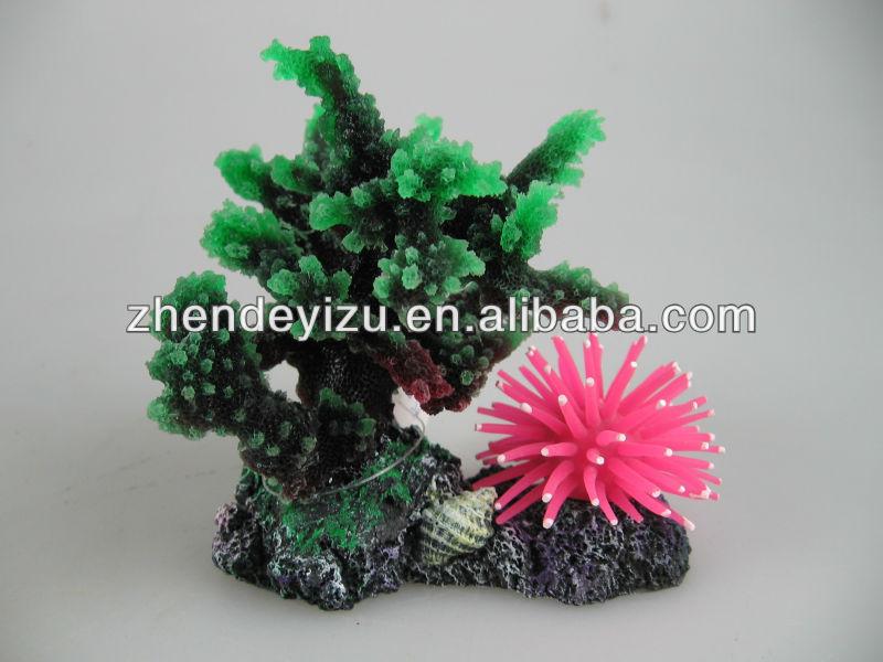 resina acuario artificial corales reef decoracin agua salada y agua dulce falso coral adornos