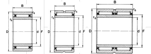 needle bearing size chart. bearing sizes chart of 10*14*12mm gear needle hk1012 size 4