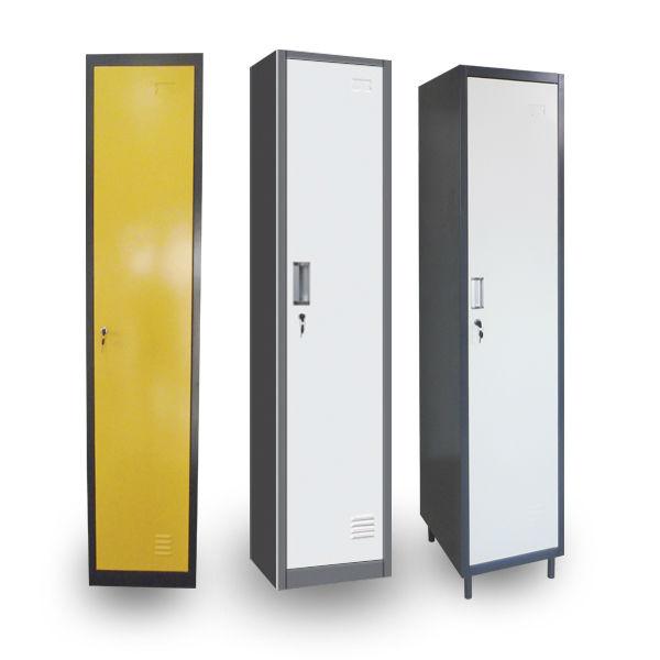Cheap wardrobe single door bedroom wardrobe sliding mirror for Cheap bedroom cabinets