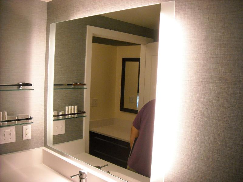 hotel led lighting mirrors led lighted backlit mirror bgl013 16 years
