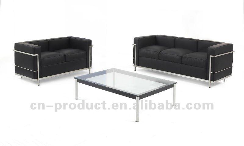 table basse lc10 par le corbusier