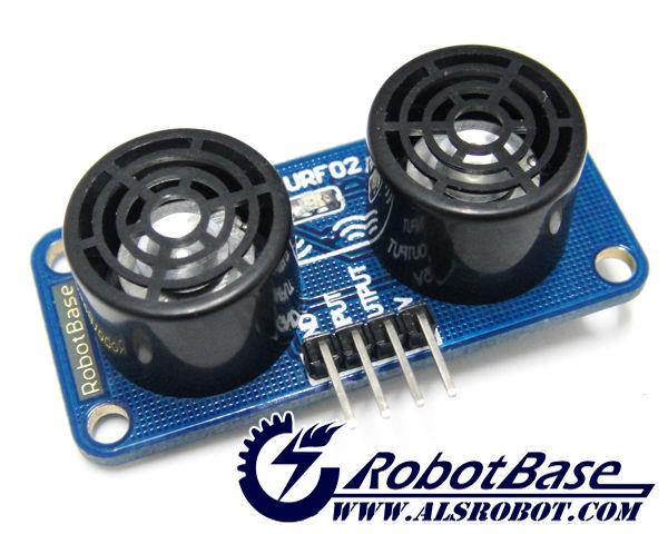 Rb urf ultrasonic sensor arduino compatible view