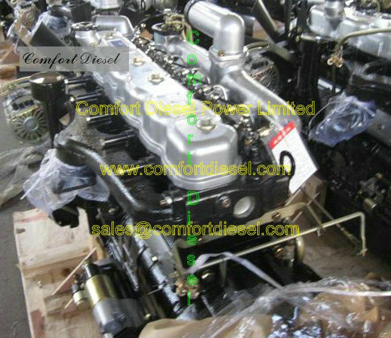 Full Force Diesel >> Isuzu 4BD1 4BD1T 6BD1 6BD1T motor diesel for water pump