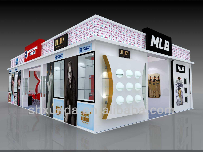 Expo Stands Kioska : Glass trade show stand exhibition stall pavilion kiosk