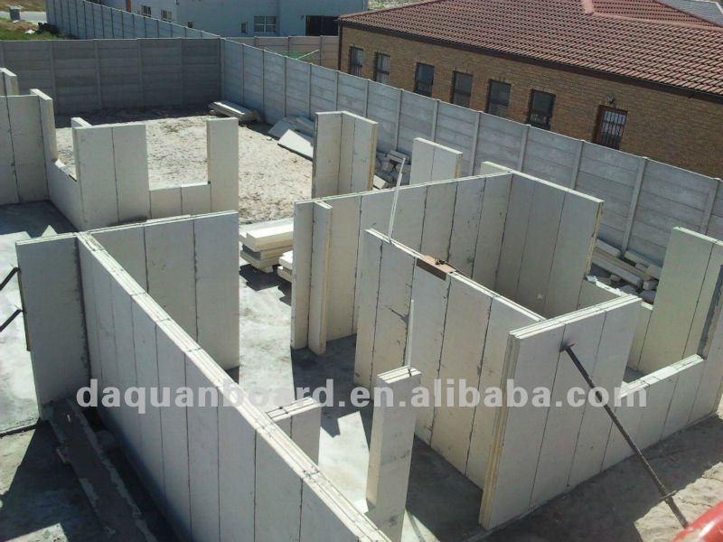 Wonderful Foam Building Panels #4: Lightweight Eps Cement Sandwich Wall Panel, Precast Lightweight Foam Cement Wall  Panel