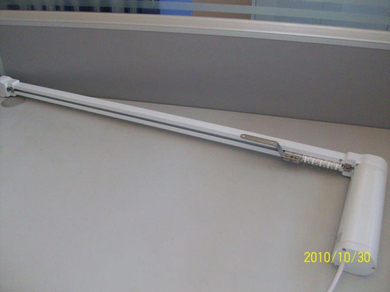 Gebogen Rails Voor Gordijnen.Dubbele Gordijn Plafond Track Voor Erker Gebogen Gordijn Rail Buy
