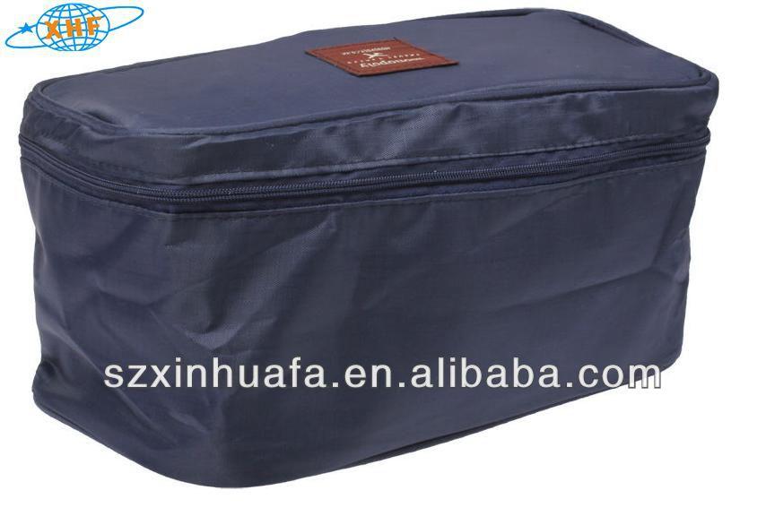 (XHF-Pouch-001) underwear pouch zipper pouch for underwear travel pouch