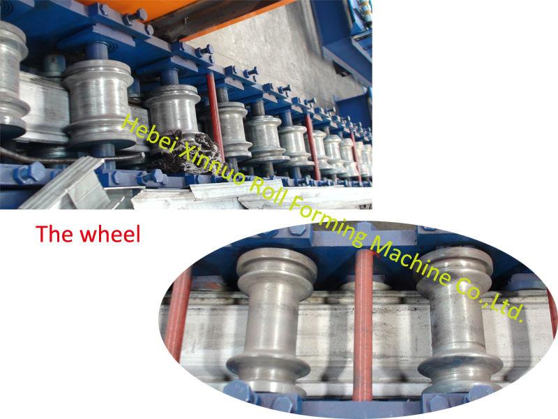 roll form machine