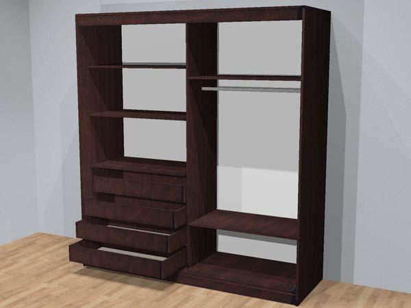 wardrobe with sliding doors and drawers photo album woonv com