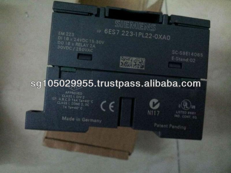 1 Stücke Verwendet Siemens Modul 6ES7 231-7PB22-0XA0 Plc Modul iv