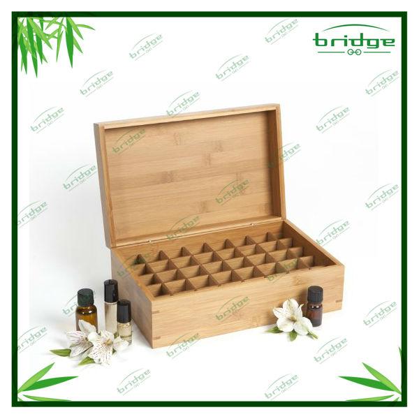Boîte De Rangement En Bambou Pour Les Huiles Essentielles - Buy ...
