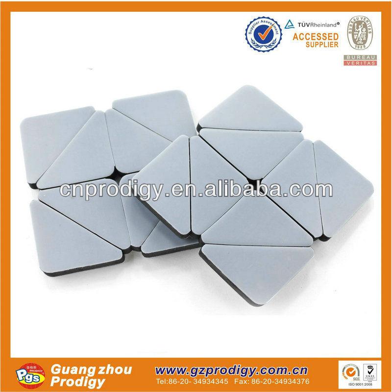 Self Adhesive Teflon Coating Furniture Pad/teflon Pad/teflon Chair Glides