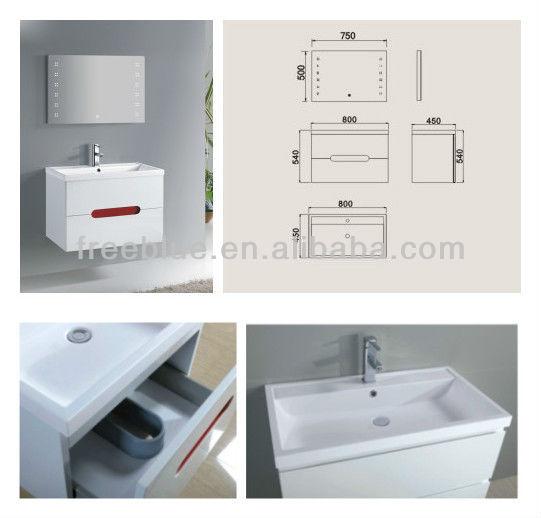 Mdf Resin Basin Bathroom Vanity Buy Bathroom Vanity Bathroom Cabinet Bath V