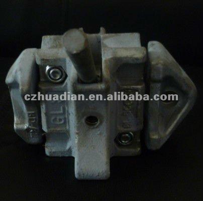Czpj 010 Iso Semi Automatic Casting Steel Cargo Twist Lock