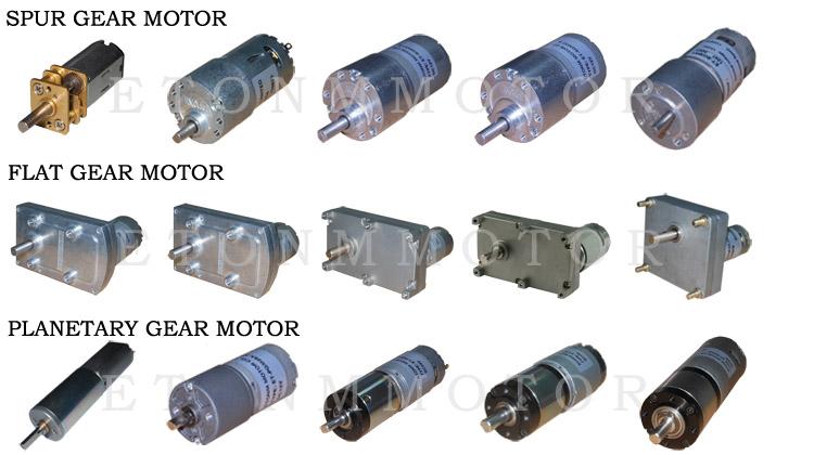 Mini Dc Generator Micro Generator Dc 9v Electric Gear