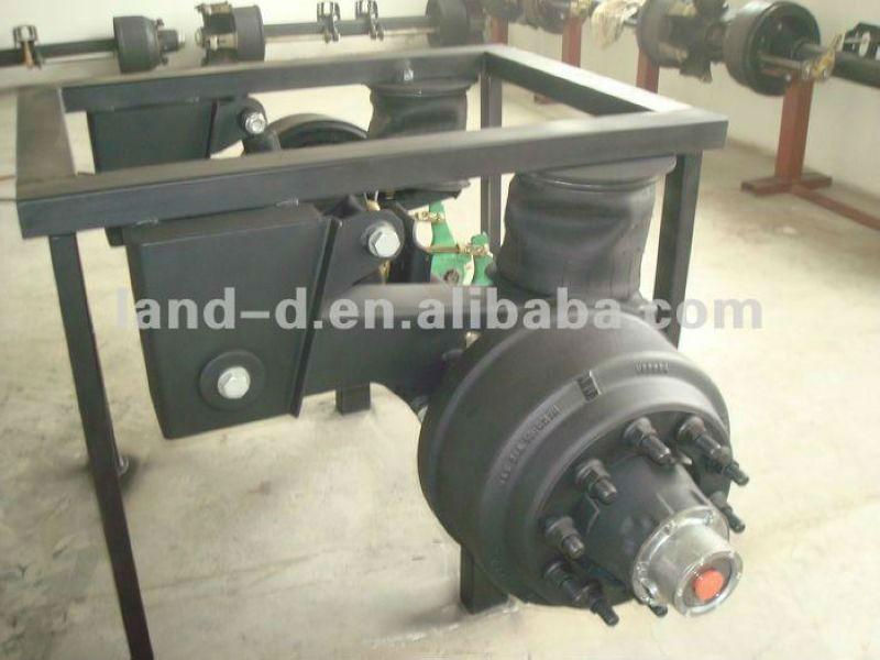 Trailer Air Bags : Air ride bag spring suspension system spare parts go