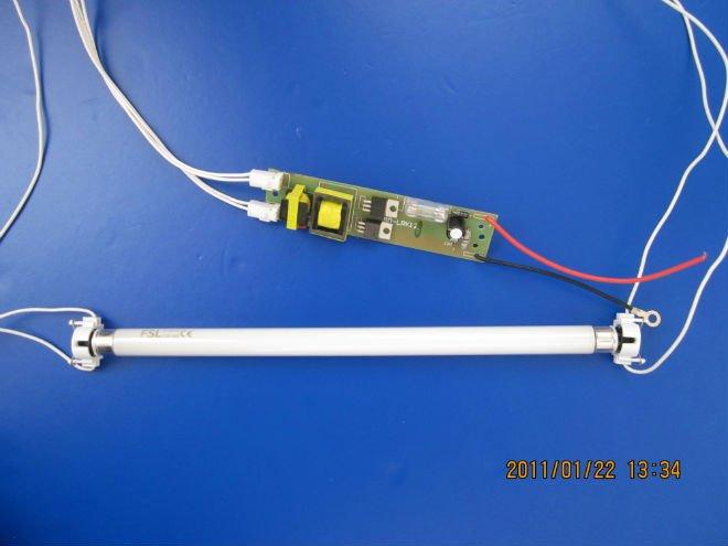 Electronic Ballast For Fluorescent Lamp Dc 24v T5 4w Ballast - Buy ...