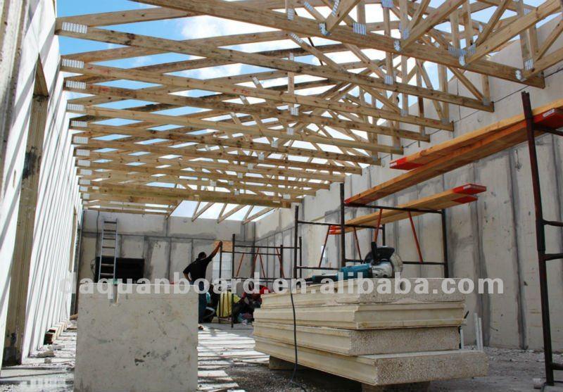 Wuhan Daquan Precast Lightweight Concrete Wall Panels Concrete Wall Panels Interior Exterior
