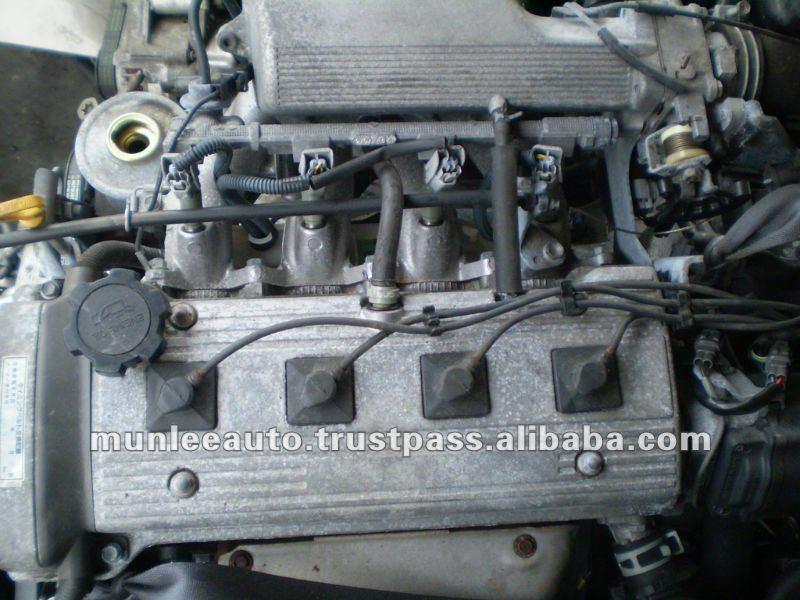 High Quality Used Japan Engine For Car Toyota 7afe Efi