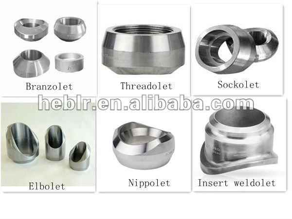 Carbon steel bw elbolet buy fitting