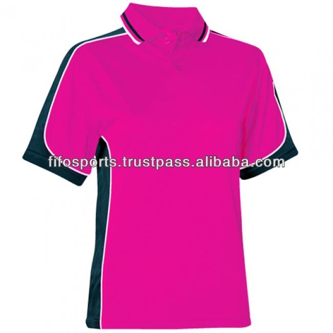 Custom Design Women Polo /cheap Women Polo Shirt /dri Fit Ladies ...