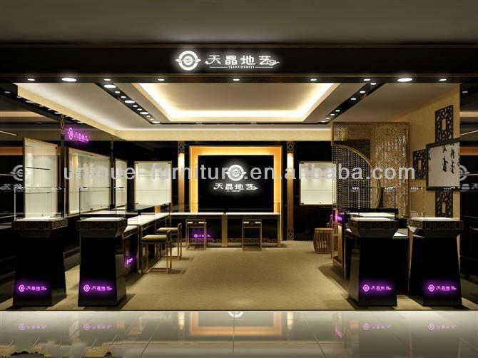 Creative jewelry shop interior design idea buy jewelry for Jewellery interior designs