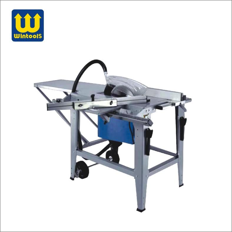Wintools Wt02410 2000w Table Saw Machine Precision Wood Cutting Sliding Table Saw Machine Buy