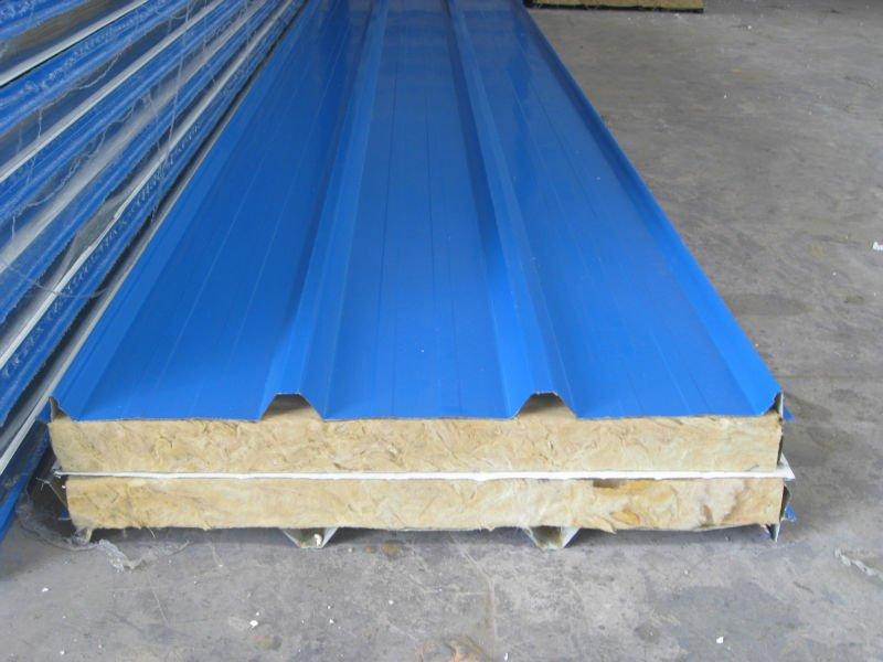 Insulated Roof Sandwich Panel/fiberglass Roof Panel/fiberglass Skylight Roof  Panel