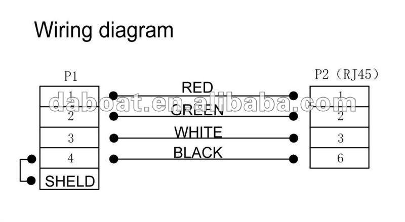 568 Bwiring Rj45 Diagram