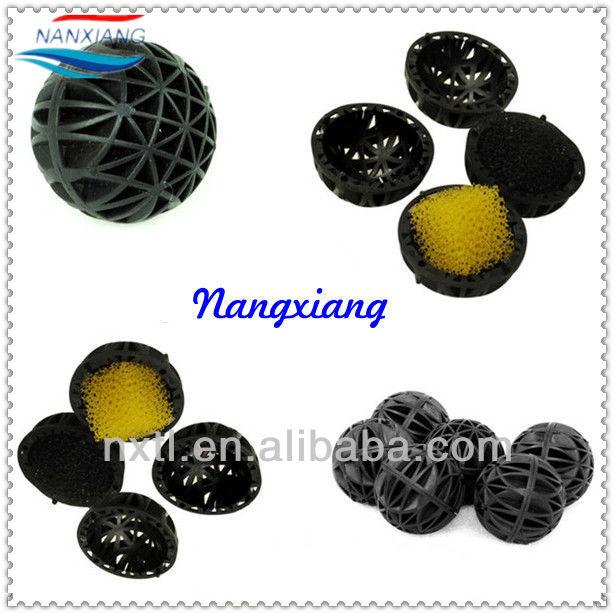 Filter media aquariums bio balls manufacturers buy for Diy bio balls