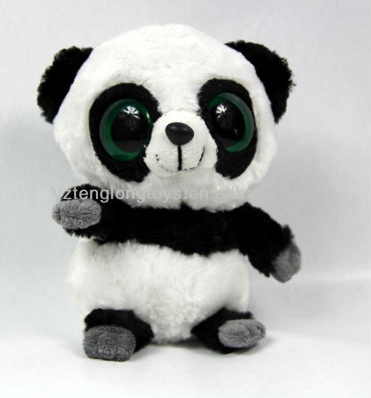 Boneka Mewah Panda Mata Besar Lucu Mewah Panda Buy Mewah Panda