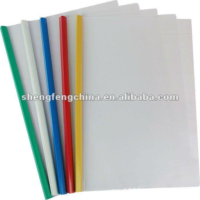 Binder Slide Folder Buy Slide Bar File Folder Plastic