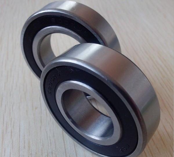 precision bearing and machine