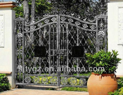 2013 Popular Luxury Wrought Iron Gate