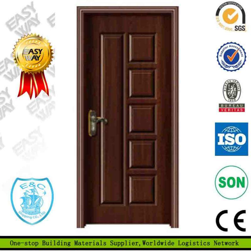 Veneer pasted single door designs buy single door design for Latest single door design