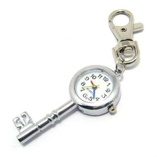 Fashion Car Digital Watch Digital Clock Keychain Dice Key Chain ... 7817972d3