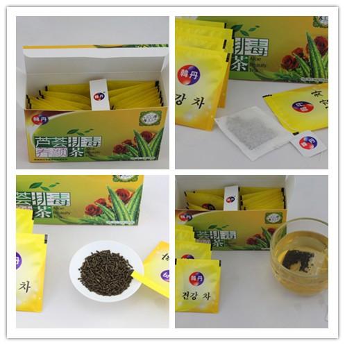 korean weight loss tea