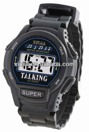 1c1c9ec9eb8 Espanhol Falando Relógio Para Cegos - Buy Espanhol Relógio Falando ...