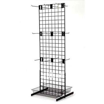 display stand hooks