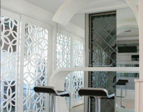 Hot Folding Floor Screen Decorative Room Divider
