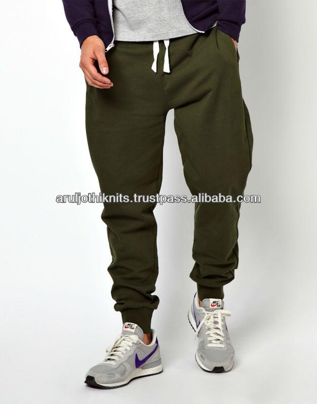de para skinny estampado ancla Estampado hombre sudor pantalones Fq4ZAZxd