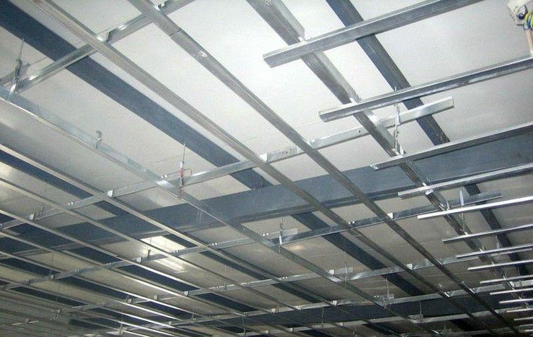Metal Furring Channel Steel Stud Profile Galvanized