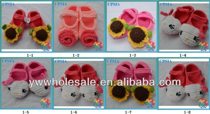 Baby Schuhe Häkeln Muster Für Sonne Blume Häkeln Muster Schuhe - Buy ...
