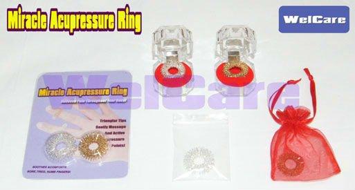 Finger Massage Roller/ Ring/ Acupressure/ Acupuncture Ring/finger ...