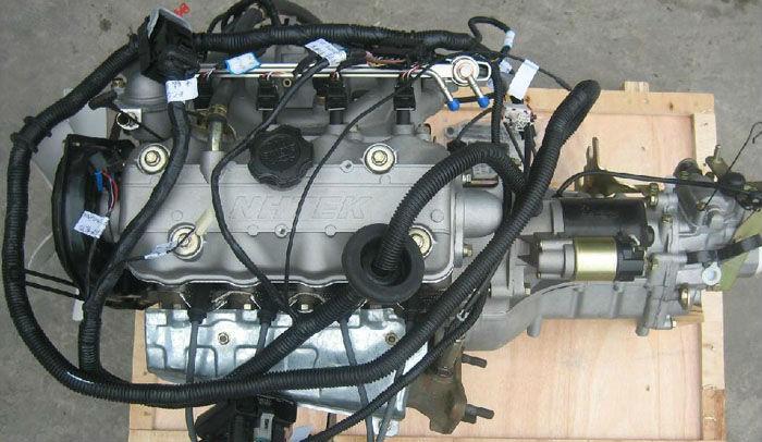Suzuki Super Carry Diesel Engine